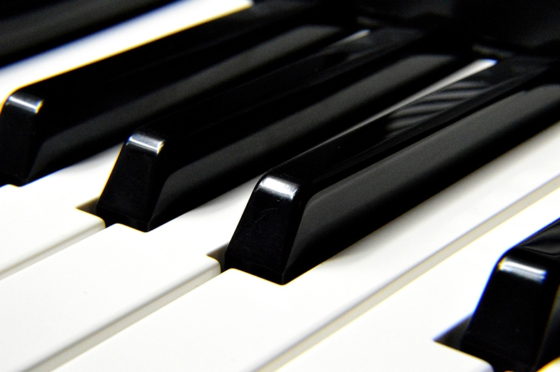 these are called piano keys,