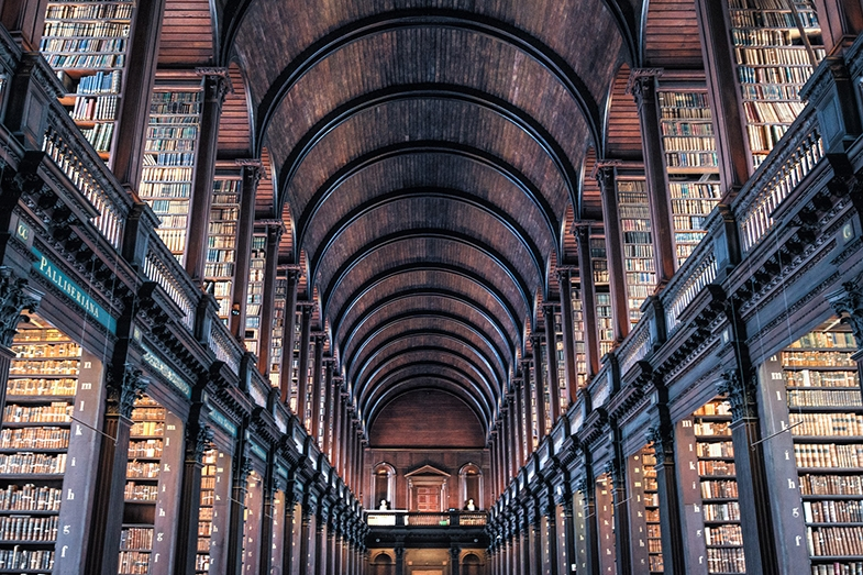 What is all this stuff in our libraries we call knowledge?