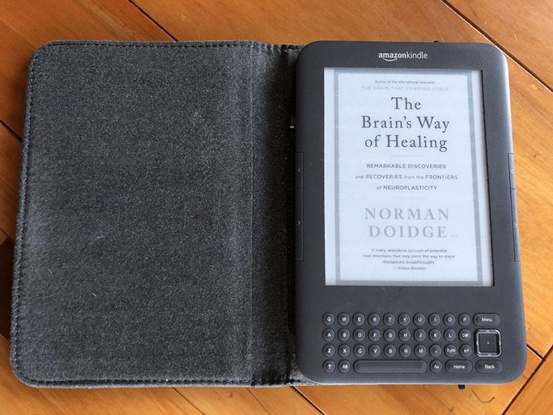 Nicola found this book, The Brain's Way of Healing by Norman Doidge helpful.