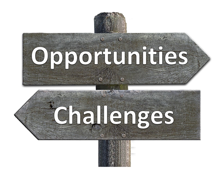 With acquired CVI there are opportunities, but also additional challenges.