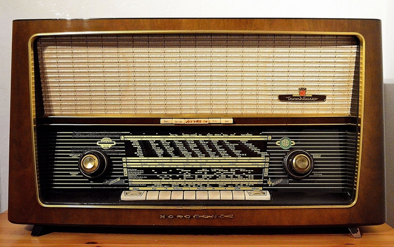 Think about a play or programme on the radio, where the people are not seen, only heard, so how they are feeling, if important, needs to be expressed so it can be heard.