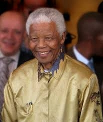 Nelson Mandela's face is widely recognisable, even to people who never met him in person.