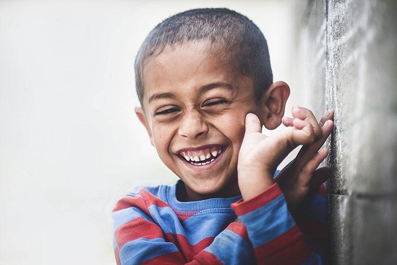 Happy children learn best.