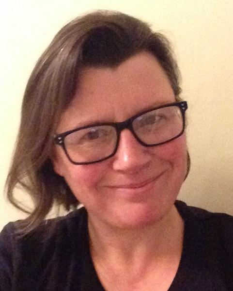 Helen St Clair Tracy, Parent & Trustee, CVI Scotland