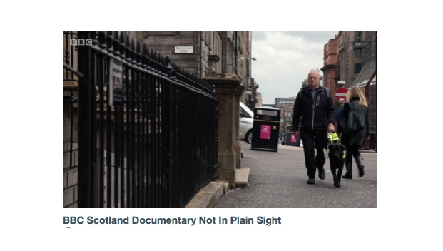 Link to BBC CVI Documentary Not In Plain Sight - relevant for everyone affected by CVI regardless of age or ability.