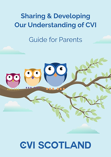 A general introduction to CVI with some information about schools and some of the different supports, therapies and approaches. Free printable pdf.